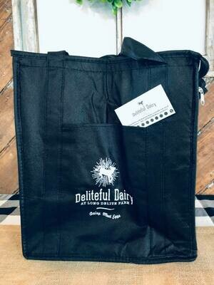 Insulated Logo Tote Bag
