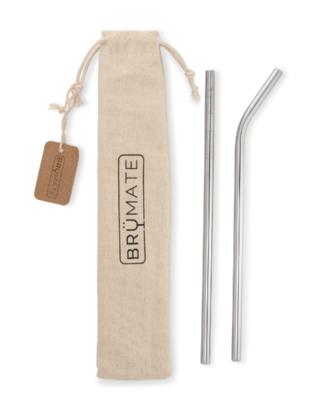 BruMate Stainless Steel Straw Imp Pint