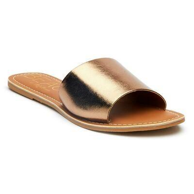 Beach Cabana Bronze Sandal