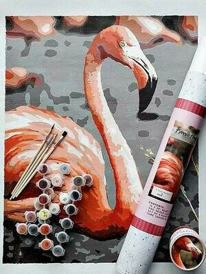 Pink Picasso PaintByNumbers