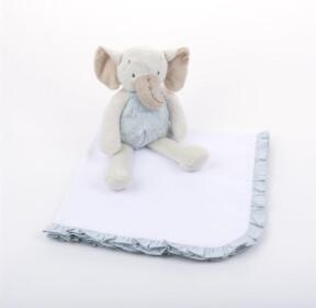 Ruffle Blanket- 2 Options