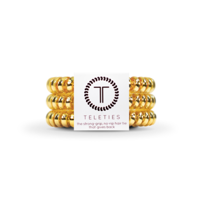 TELETIES Sunset Gold Small