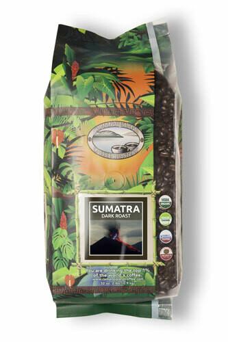 Sumatra - Dark Roast