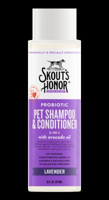 Skout's Honor Shampoo/Conditioner  - Lavender