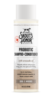 Skout's Honor Shampoo/Conditioner - Dog of the Woods