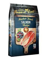 Fussie Cat Dry Salmon - 4lb