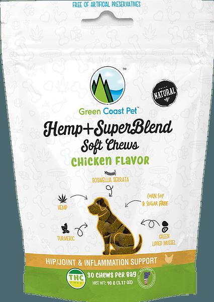 Hemp + Superblend  - Chicken