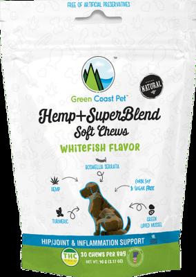 Hemp + Superblend  - Whitefish