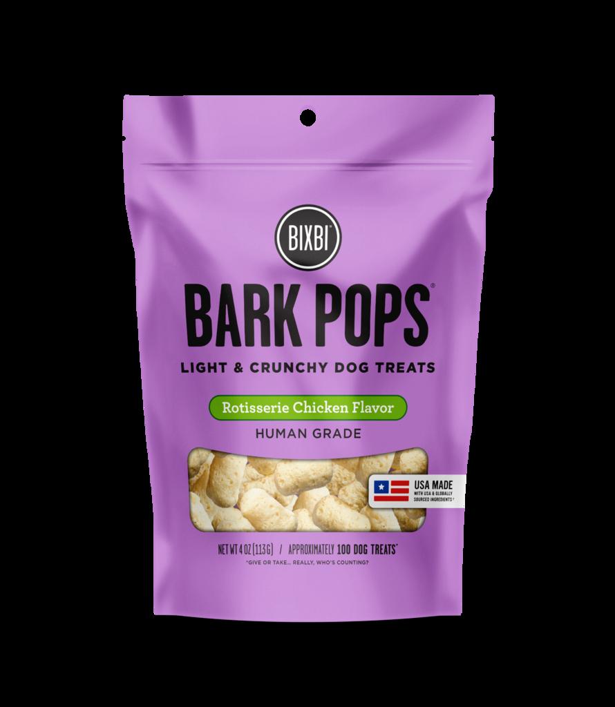 Bark Pops - Rotisserie Chicken