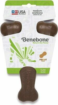 Benebone- Regular - Peanut Wishbone