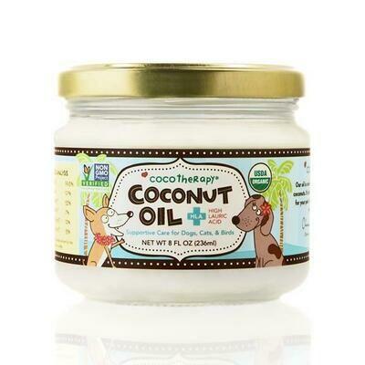 Coconut Oil 8 oz.
