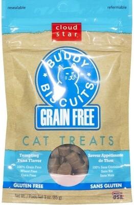 Cloudstar Grain Free Cat Treats - Tuna