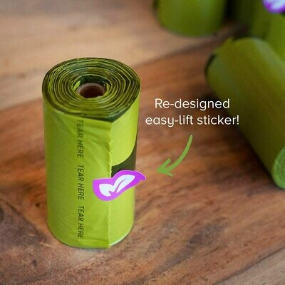Earth Rated Poop Dispenser- Refill