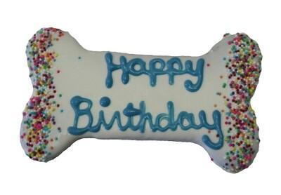 Bakery- Happy Birthday Bone