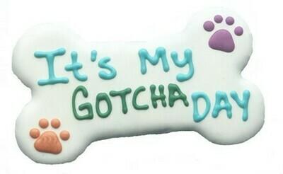 Gotcha Day Bone- Large
