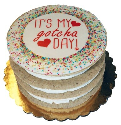 Gotcha Day Large Cake