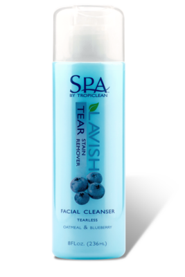Spa By Tropiclean Tear Stain Remover