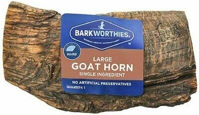 Barkworthies- GOAT HORN - LARGE