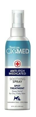 Tropiclean Medicated Spray 8oz