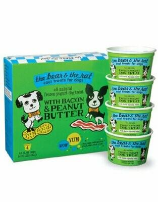 The Bear and The Rat Frozen Yogurt