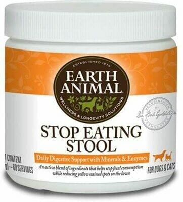 Stop Eating Stool