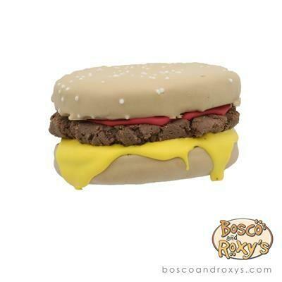 Bakery Cheeseburger