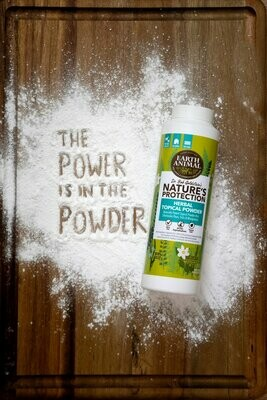 Earth Animal Topical Powder 8oz