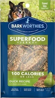 Barkworthies- Jerky Snack Pack