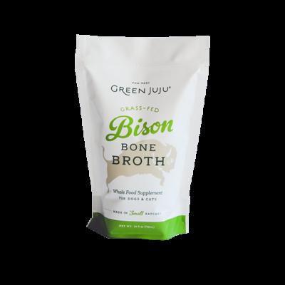Green Juju Bison Bone Broth