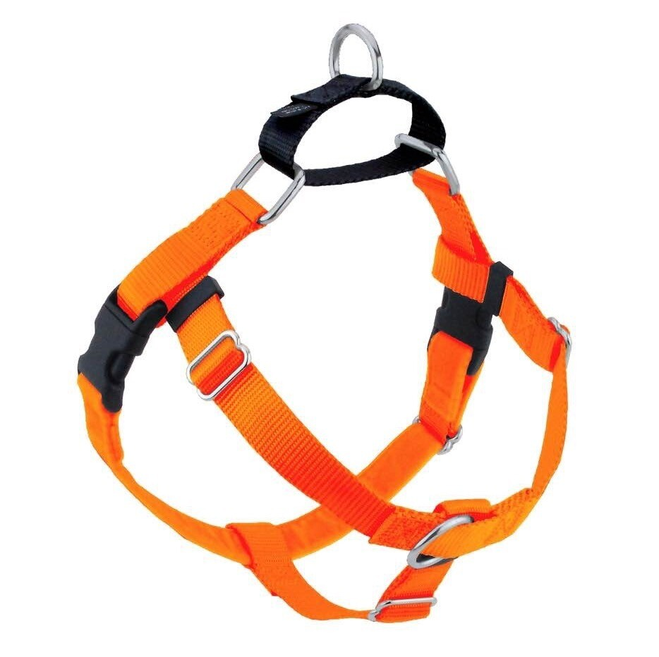 2 Hounds- Harness Only XXLarge Neon Orange
