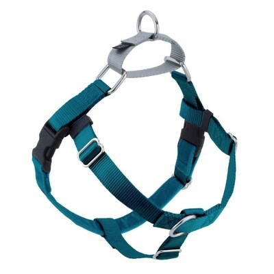 2 Hounds- Harness Only - Small Teal