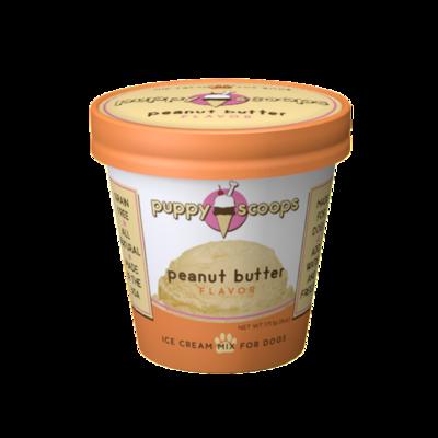 Puppy Scoops - Peanut Butter