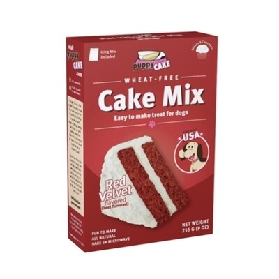 Puppy Cake Mix - Red Velvet *Wheat-Free