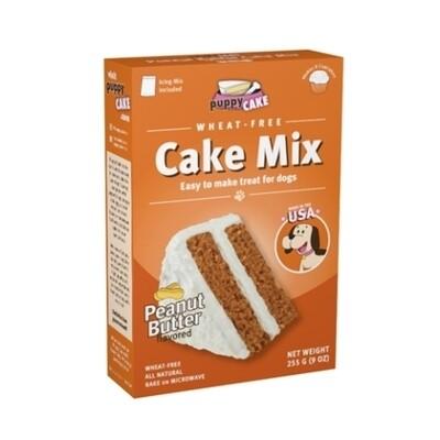 Puppy Cake Mix - Peanut Butter *Wheat-Free