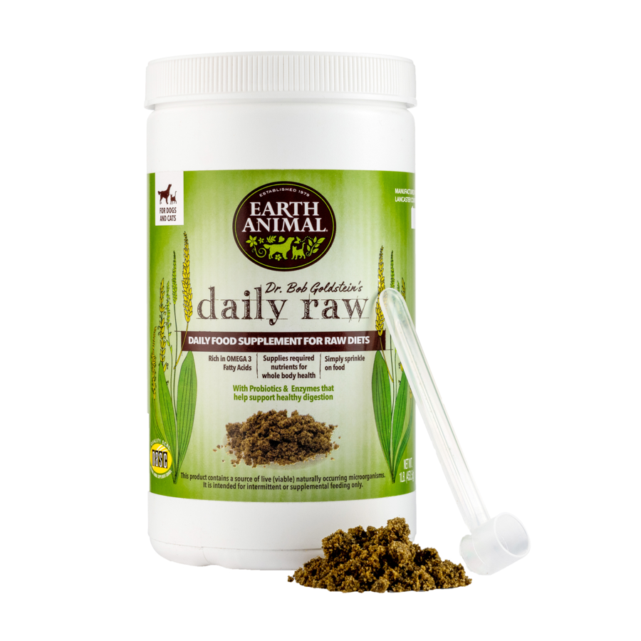 Daily Raw Supplement