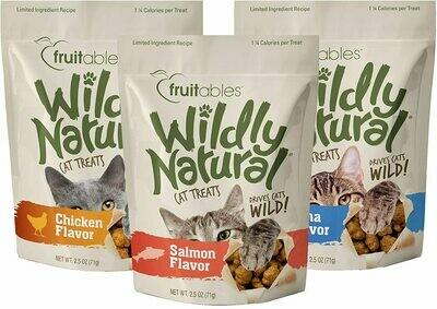 Fruitables Wildly Cat Treats
