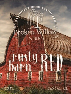 Rusty Barn Red