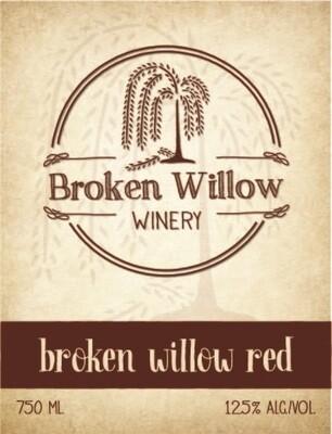 Broken Willow Red