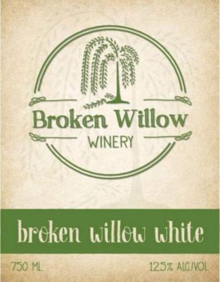 Broken Willow White