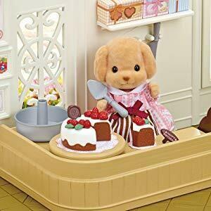 Calico Critter Cake Decorating Set