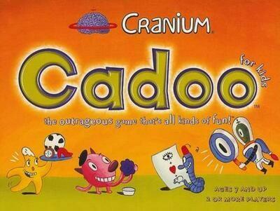 SALE: Cranium Cadoo Game