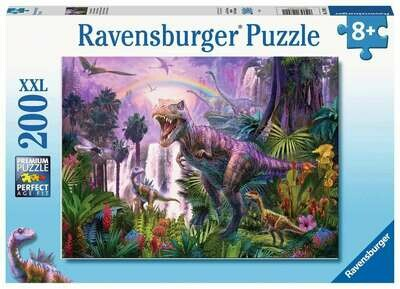 12892 King of the Dinosaurs 200pc Puzzle