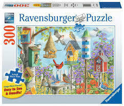 16436 Home Tweet Home 300pc Lrg Piece Puzzle
