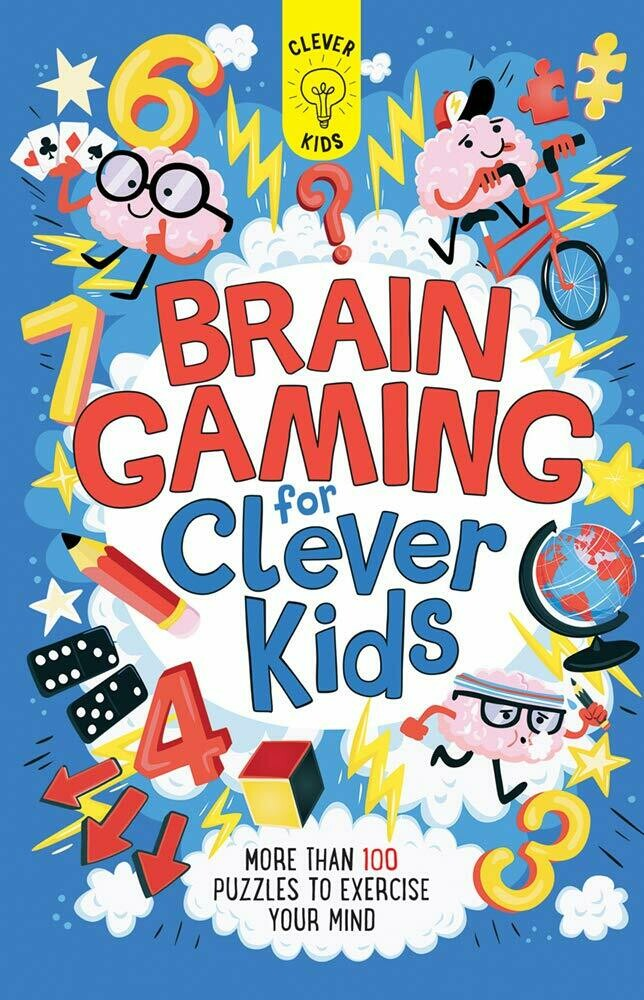 Brain Gaming for Clever Kids - Paperback