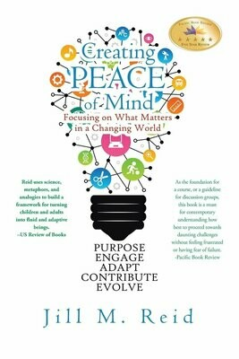 Creating Peace of Mind- Reid - Paperback