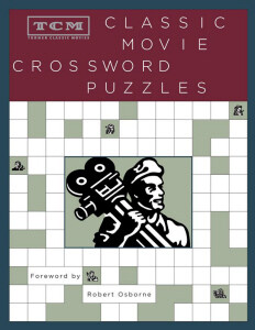 Classic Movie Crossword Puzzles - Osborne - Paperback