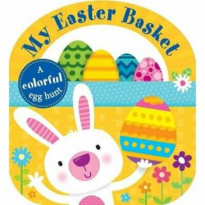My Easter Basket - Bradley - Board Book