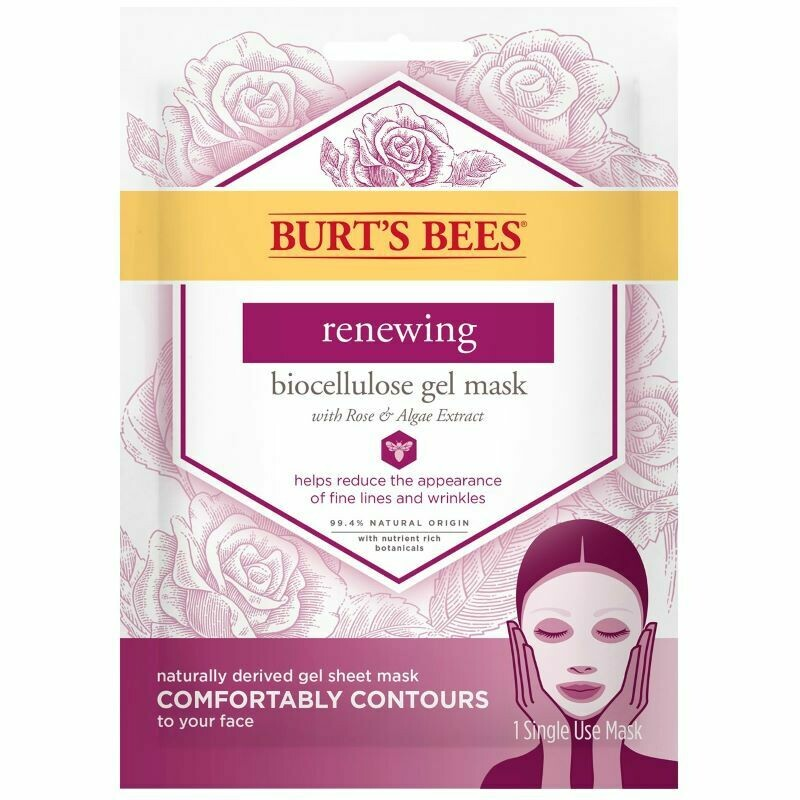 Burts Bees Renewing Face Mask