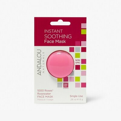 Instant Soothing Face Mask