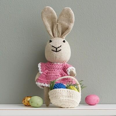 Fair Trade Little Miss Bunny - 92830